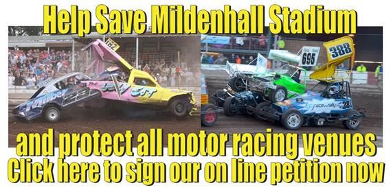 Save Mildenhall